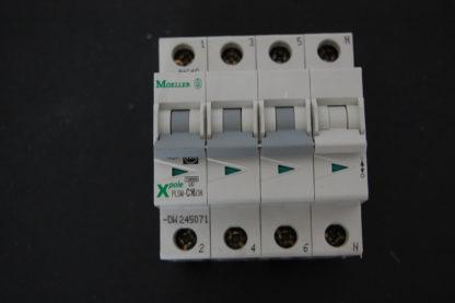 Moeller Sicherungsautomat PLSM  C16/3N  NEU