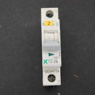 Moeller Sicherungsautomat PLSM C16 1pol.