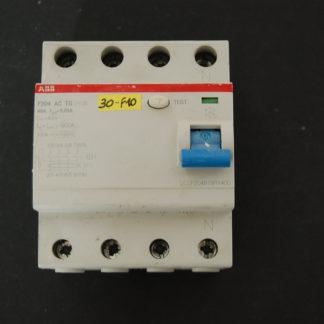 ABB FI Schutzschalter F204AC TG 40A 003