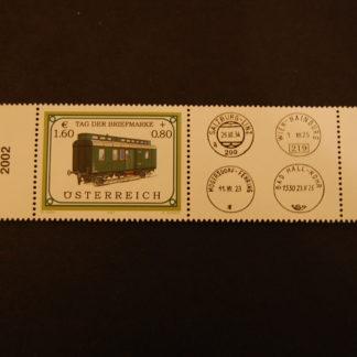 Österreich 2002 Tag der Briefmarke postfrisch ANK 2414