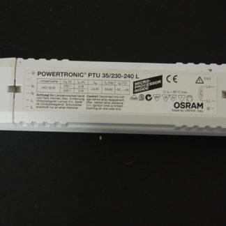 Osram Powertronic PTU 35/230-240L 'Vorschaltgerät