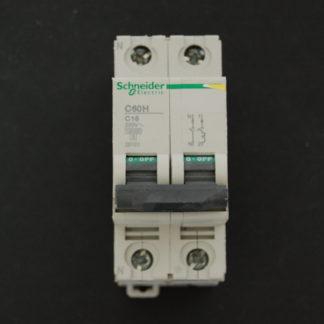 Schneider Electric Sicherungsautomat C60H  C16  1/N