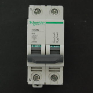 Schneider Electric Sicherungsautomat C60N B16  1/N