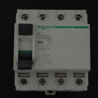 Schneider Electrik FI  Schutzschalter ID 63A  100 mA
