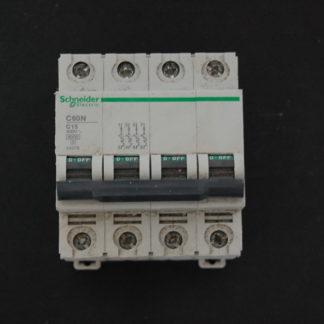 Schneider electric Sicherungsautomat 3/N   C60N  C13