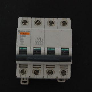 Merlin Gerin multi 9 Sicherungsautomat C60H  C32 3/N