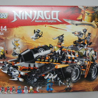 Lego 70654  Ninjago Der Drachenfänger