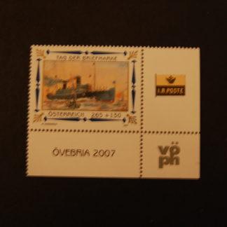 Österreich 2007 Tag der Briefmarke  postfrisch ANK 2697