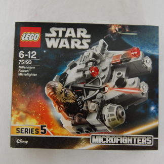 LEGO Star Wars Microfighter 75193 Milennium Falcon