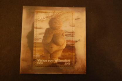 Österreich 2008 Block Venus von Willendorf postfrisch ANK. 2786