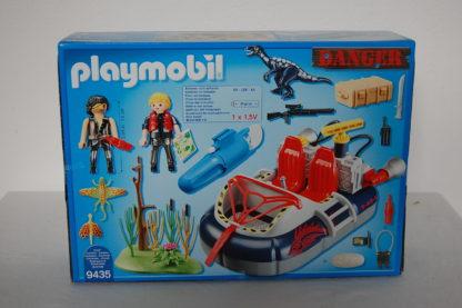 PLAYMOBIL 9435 Luftkissenboot mit Unterwassermotor
