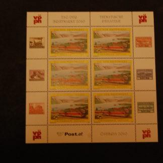 Österreich 2010 Tag der Briefmarke 2010 postfrisch ANK 2915