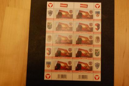 Österreich 2010 Kleinbogen Bundesherr postfrisch ANK 2929