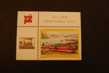 Österreich 2010 Tag der Briefmarke 2010 postfrisch ANK 2915-1