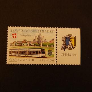 Österreich 2012 Tag der Briefmarke  ANK 3025 postfrisch