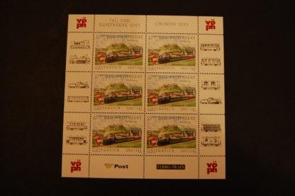 Österreich 2013 Kleinbogen Tag der Briefmarke postfrisch ANK. 3116