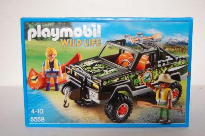 PLAYMOBIL 5558 Abenteuer Pickup