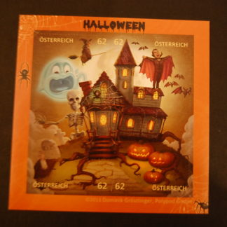 Österreich 2013 Block Halloween postfrisch ANK 3135 - 3138