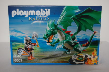 Playmobil 6003 Großer Burgdrache