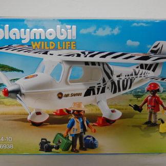 PLAYMOBIL 6938 Safari-Flugzeug