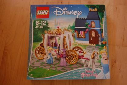 LEGO Disney Princess 41146 Cinderellas Abend