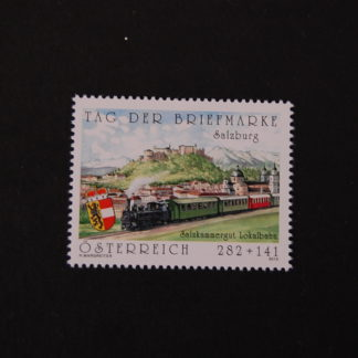Österreich 2013  Tag der Briefmarke postfrisch ANK. 3116