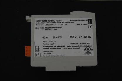 Eurotherm TE10A Thyristorsteller 40A 230V