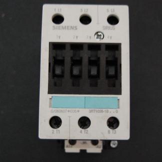 Siemens Schütz 3RT1035-1BB40