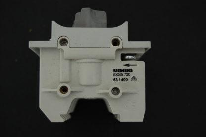 Sicherungssockel Siemens 5SG5 730 63/400