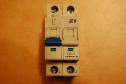 Schrack Sicherungsautomat B131/N