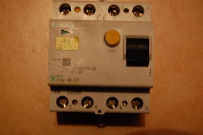 Moeller FI  Schtzschalter PFIM 40/4/01