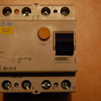 EATON FI  Schutzschalter  PFIM 40/4/01-X