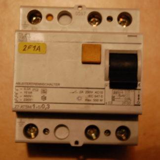 F&G Z7 ATSM /1+S 0,3 Ableiter-Trennschalter