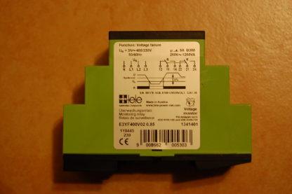 TELE Haase E3YF - 400V02 085 Spannungsüberwachung 3-phasig + N 2 Wechsler