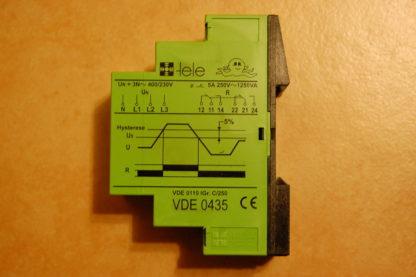 TELE Haase OPL3   400/230 0.85  Spannungsüberwachungsrelais  3-phasig + N 2 Wechsler