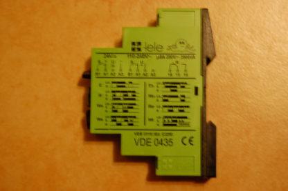 TELE Haase  ODM1  24V    110- 240V   Zeitrelais