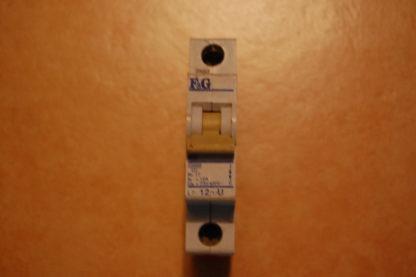 F&G Sicherungsautomat L7 12/1/U