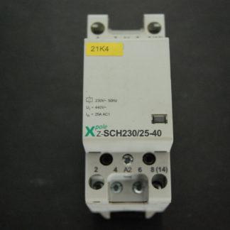 Moeller Z-SCH230/25-40 Installationsschütz