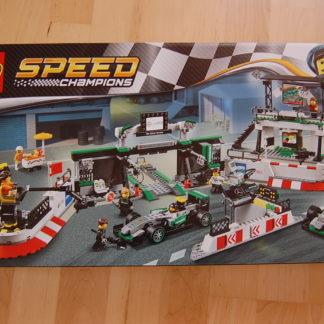 Lego Speed Mercedes AMG Petronas 75883