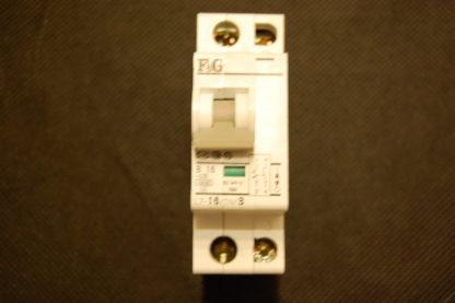 F&G Sicherungsautomat  L7/16/1N/B