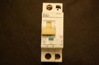 F&G Sicherungsautomat  L7/13/1N/B