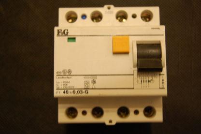 F&G FI, Schutzschalter  L7/40/4/003G