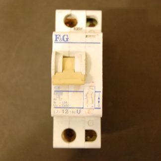 F&G Sicherungsautomat  L7-12/1N/U
