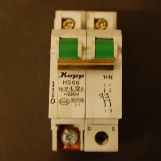 Kopp L12 1/N Sicherungsautomat