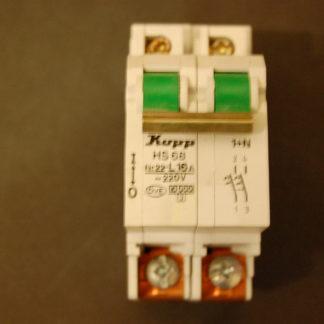 Kopp L16 1/N Sicherungsautomat