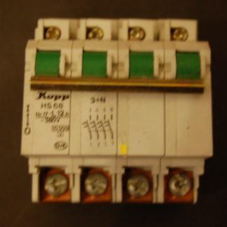 Kopp L12  3/N  Sicherungsautomat