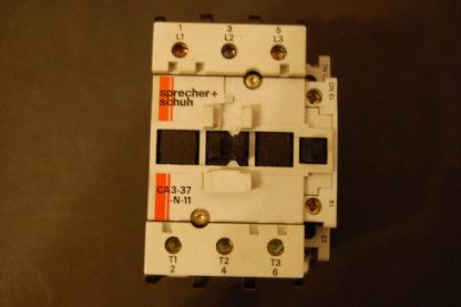 Sprecher + Schuh CA3-37-N-11