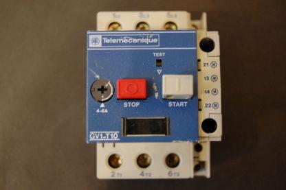 Telemecanique GV1-T10 Motorschutzschalter  4 - 6 A