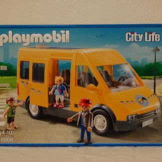 PLAYMOBIL 6866 City Life Schulbus