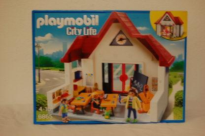 PLAYMOBIL 6865 City Life Schulhaus